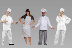 Профессиональная одежда для повара