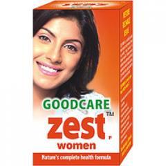 Зест - витамины для Женщин (Zest for women)