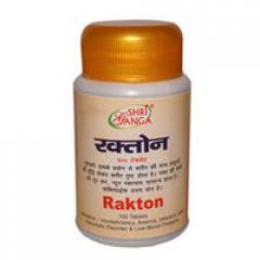 Рактон вати Шри Ганга (Rakton vati Shri Ganga), 100 таб. Устраняет постгепатитные состояния печени, воспаление лимфатических узлов, помогает избавиться от фурункулеза и хронической угревой сыпи.