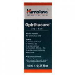 Оптакара (Ophthcare Himalaya), 10 мл, глазные