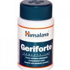 Герифорте  (Geriforte Himalaya), 60 таб,  укрепляет иммунную систему