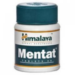 Ментат  (Mentat Himalaya), 60 таб, улучшает работу мозга, умственную деятельность, память