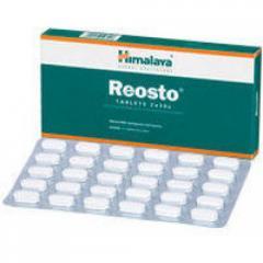 Реосто  (Reosto Himalaya), 60 таб, фитокомплекс с кальцием и минералами для укрепления костной ткани