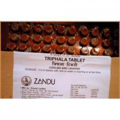 Трифала Занду в таблетках - очищение и...