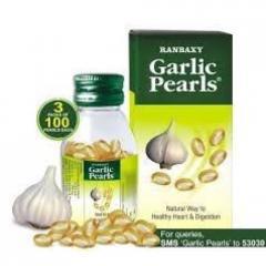 Ревайтл чесночные жемчужины (Revital garlic pearls), 60 капсул