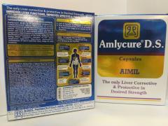 Препарат Амликар ДС (Amlycure DS, Aimil), гепатопротектор, 20 таблеток