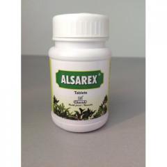 Алзарекс – Alsarex (Charak), 40 таб, нейтрализует повышенную кислотность