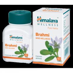 Брахми  (Brahmi Himalaya),   мозговой тоник...