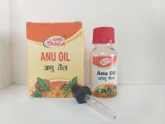 Ану масло Шри Ганга (Anu oil Shri ganga), ...