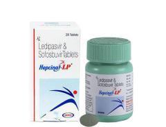 Ледипасвир,  Ledipasvir Hepcinat LP