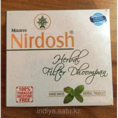 Нирдош (Nirdosh) сигареты с фильтром