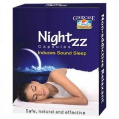 Nightzz,  для улучшения сна, 10 капсул
