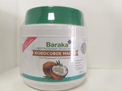 BARAKA. Кокосовое масло Барака , 500 мл