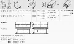 Вкладыши коренные MB OM366 Glyco - H048/7STD