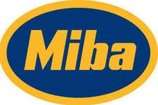 Вкладыши шатунные Scania D/DS11 (279621) MIBA 0539P0600.25 0539P060025