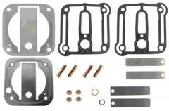 Ремкомплект компрессора прокладки металл клапана уплотнения MAN KNORR:LP3980 LP3997 50-GF064 50GF065 A66RK065 BK1126811AS SEB22564