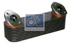 Масляный радиатор MAN/MB D2866/D2876