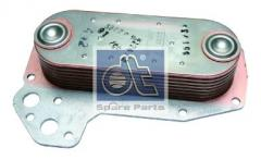Масляный радиатор MB OM906LA 16 Bar (0001806765) DT 4.61889 461889