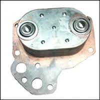 Масляный радиатор MB OM904 0001802665 OE Germany 011820904000