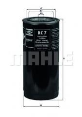 Фильтр топливный DAF Knecht KC7 50013683 KC117 0241505 0246548 0247138 0247139 1318695 1318696 1902133 51125030045 0000928301 KC7 50013683