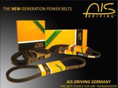 Ремень зубчатый AVX 13/12,5*875 AIS Driving Germany