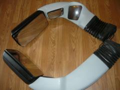 Зеркало заднего вида с обогревом и электроприводом MB 403/404/3506138101016 6138101316 6138101116 6138101216 6138102216 6138102316