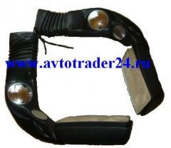Зеркало МБ 403 / 404 / 350 TOURISMO комплект левое+правое с обогревом и электроприводом 6138101116 6138101216