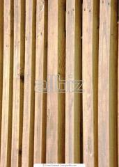 Штакетники деревянные