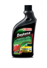 Shampoo with protective Daytona wax