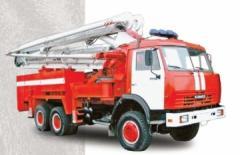 Пожарный пеноподъемник ППП-32