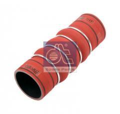 Шланг наддувочного воздуха Material: FPM / MVQ, O 50 x 160 mm 3.16414 81963200159
