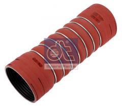 Шланг наддувочного воздуха Material: FPM / MVQ, O 90 x 268 mm 3.16425 81963010669