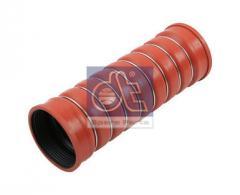 Шланг наддувочного воздуха Material: FPM / MVQ, O 90 x 283 mm 3.16402 81963010900