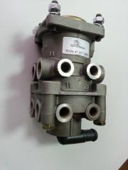 Кран тормозной главный Volvo FH12/16, FM7/9/10/12 FH/FM MB4849 II36174000 20410545 20374068 1628491