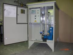 Дозировочная установка для подачи реагентов УД
