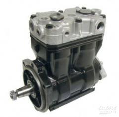 Компрессор 630cc 2-х цилиндровый IVECO PowerStar EuroTech EuroStar Stralis EuroTrakker LK4936 K022263N00 504293730