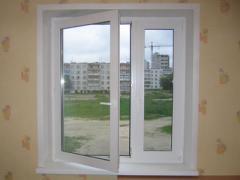 Windows plastic for giving, Almaty, Akzhayik