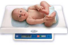 Scales electronic for newborn V1-15-SASchA