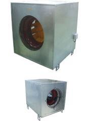 Вентиляторы радиальные канальные: ВРКп