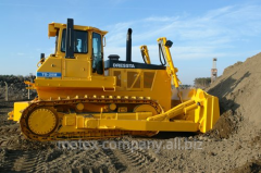 Bulldozers production DRESSTA rippers, Production