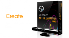 Software of So Touch Air Presenter