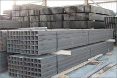 Profile pipes, square and rectangular sections