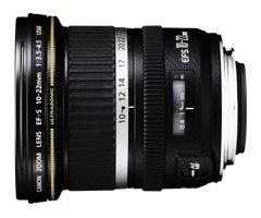 Объектив Canon EFS 10 - 22 mm f/1:3,5-4,5 USM (77)