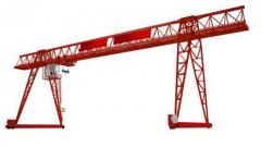 The crane goat / p to 10 t, Kazakhstan, production