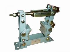 Brakes kolodochny crane TKT type, production