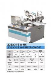 Ленточный станок Pegas 235*315 А-СNC/A-СNC-F