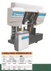 Ленточный станок Pegas 1200*1600 HERKULES X