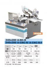 Ленточный станок Pegas 240*280 A-CNC-R/A-CNC-R-F
