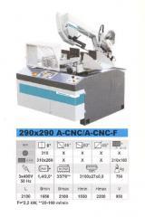 Ленточный станок Pegas 290*290 A-CNC-F