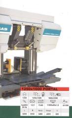 Ленточный станок Pegas 1250x1600 PORTAL